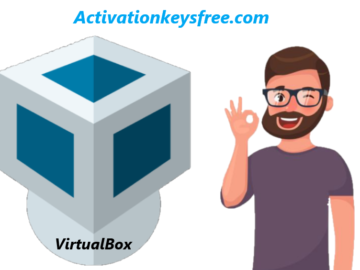 VirtualBox Crack Pro Serial Key