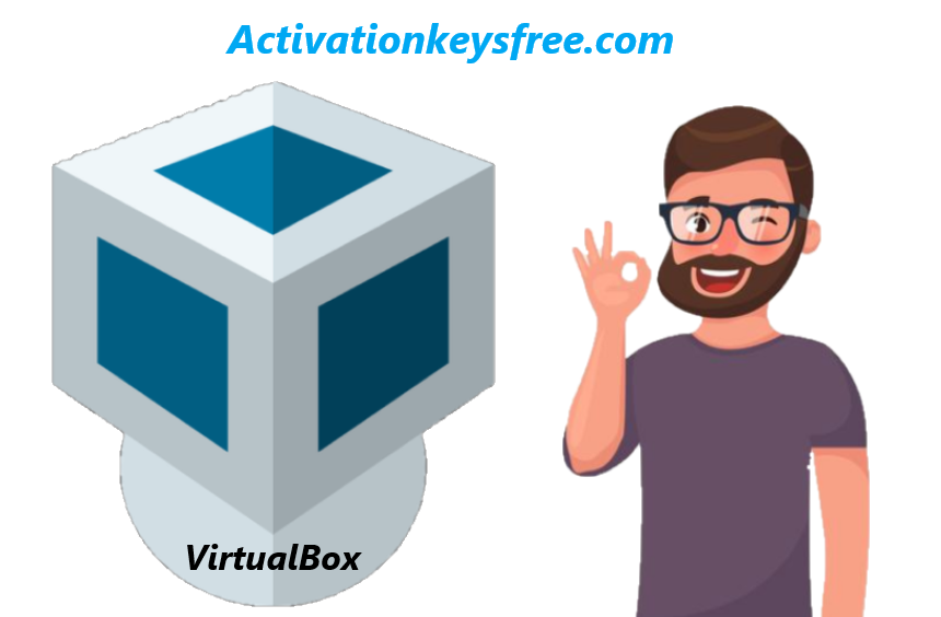 VirtualBox Crack Pro Serial Key