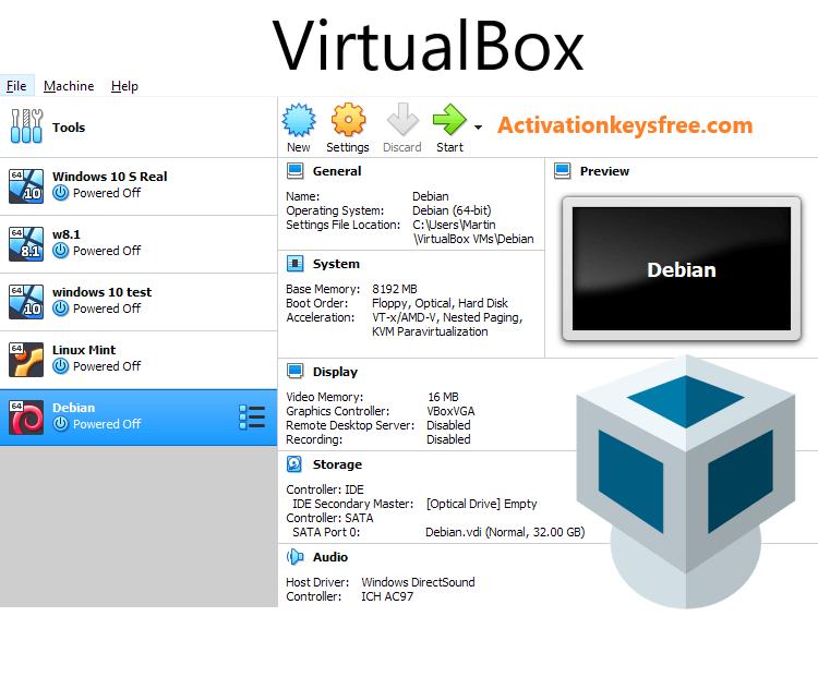 VirtualBox Torrent Full Updated Version