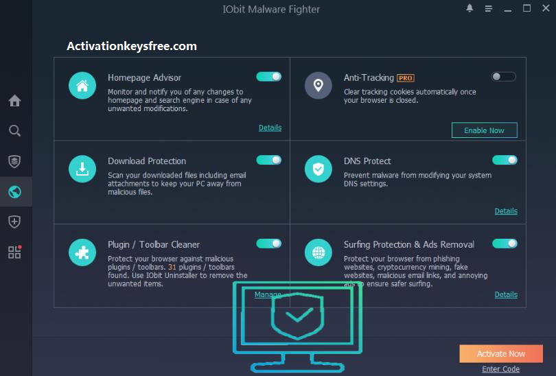 IObit Malware Fighter Pro Crack Serial Key