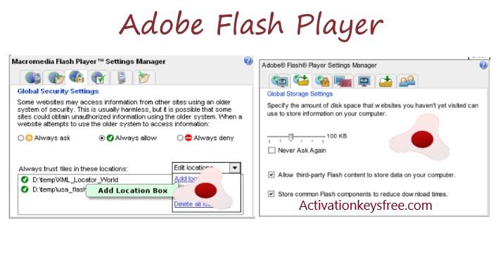 Adobe Flash Player Torrent