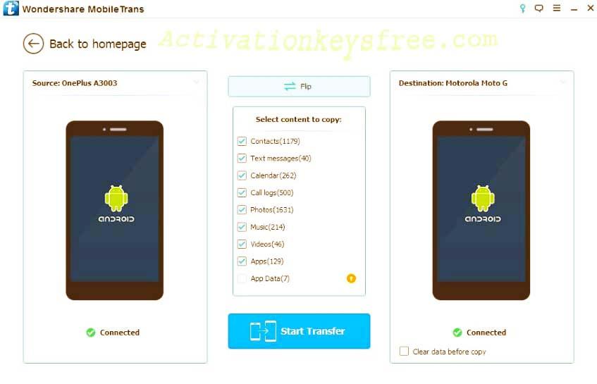 Wondershare Mobiletrans Key Download