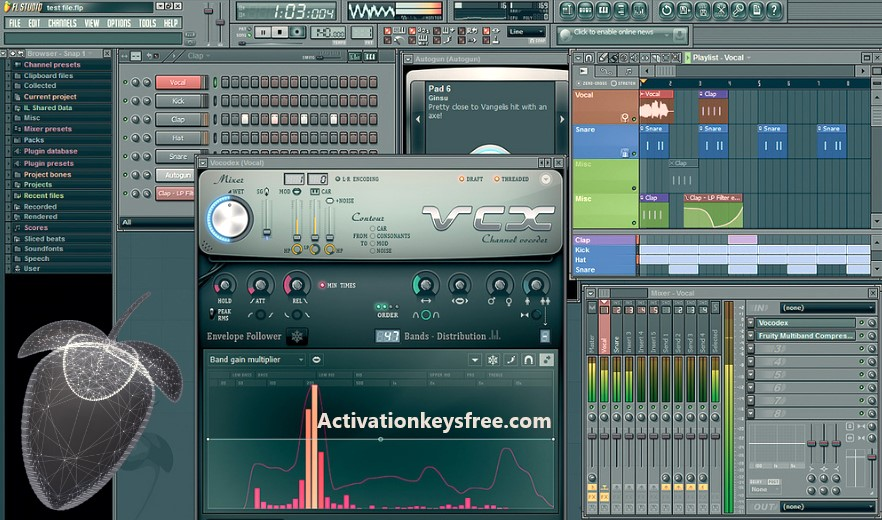 FL Studio Patch With Full Product Key