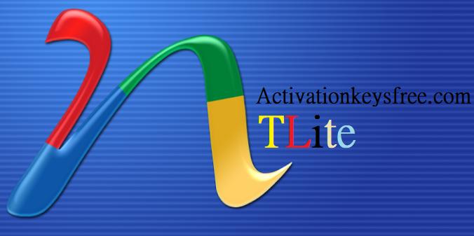 NTLite Crack License Key