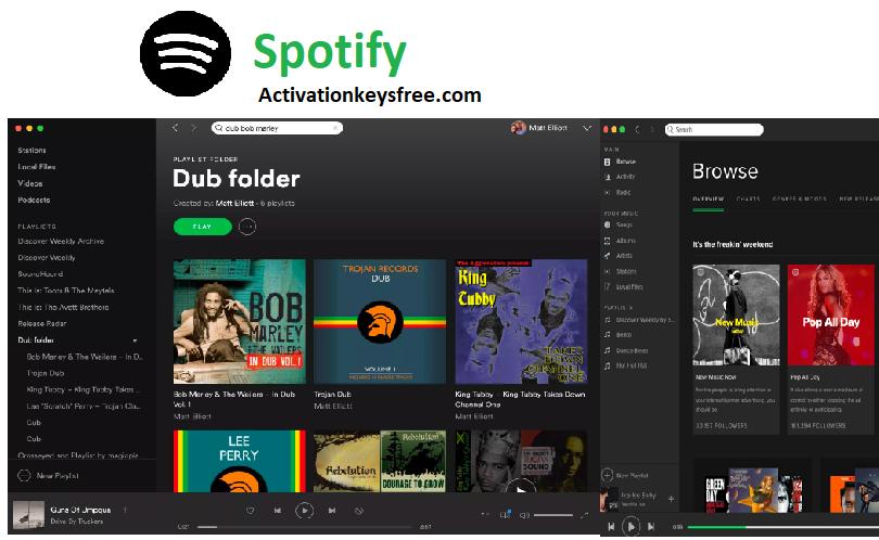 Spotify Cracked License Key