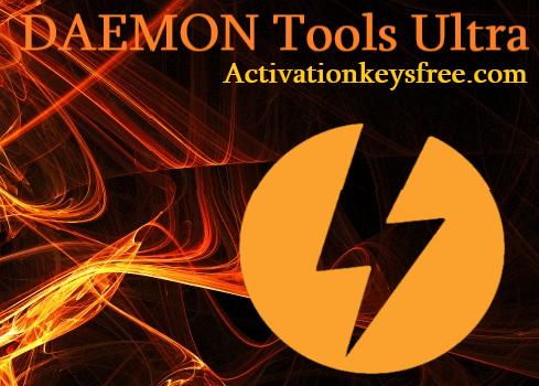 DAEMON Tools Ultra Pro Crack