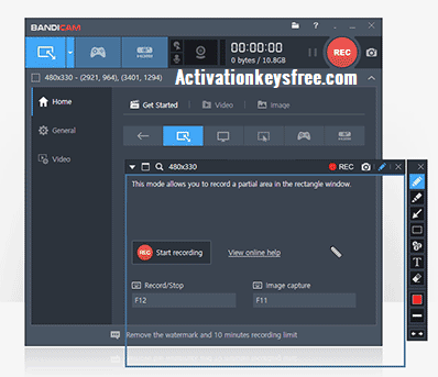 Bandicam Pro Activation Key