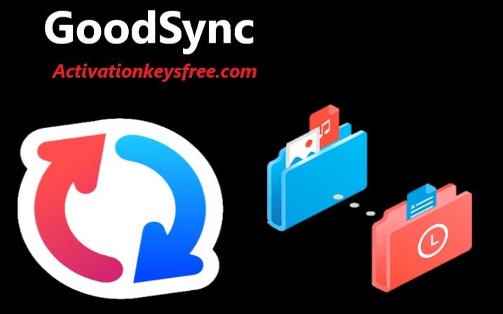 GoodSync Crack Key