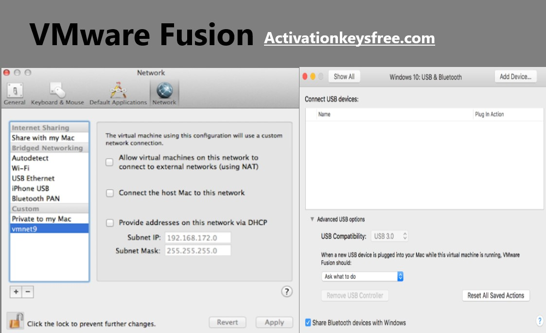 VMware Fusion Serial Key