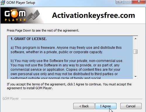 GOM Player Plus Full License Key