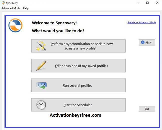 Syncovery Patch + Full Product Key