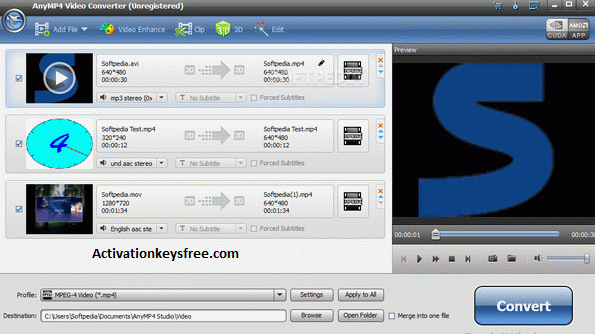 AnyMP4 Video Converter Ultimate Key