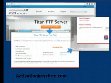 Titan FTP Server Enterprise Crack