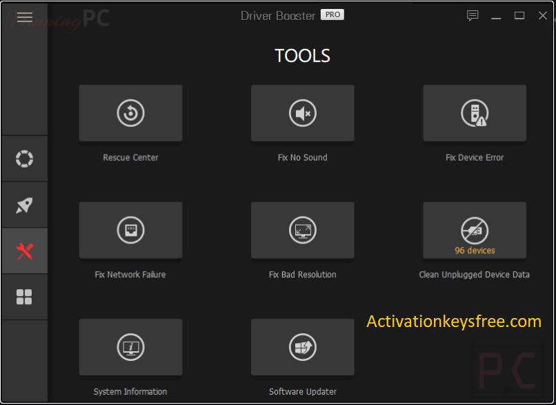 IObit Driver Booster Key
