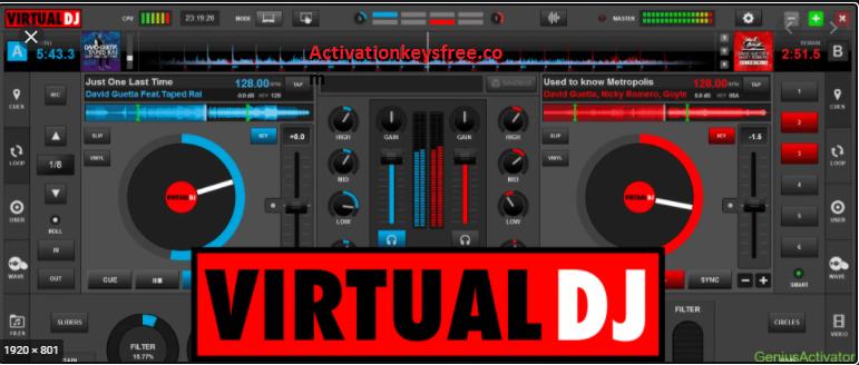 Virtual DJ Pro Crack