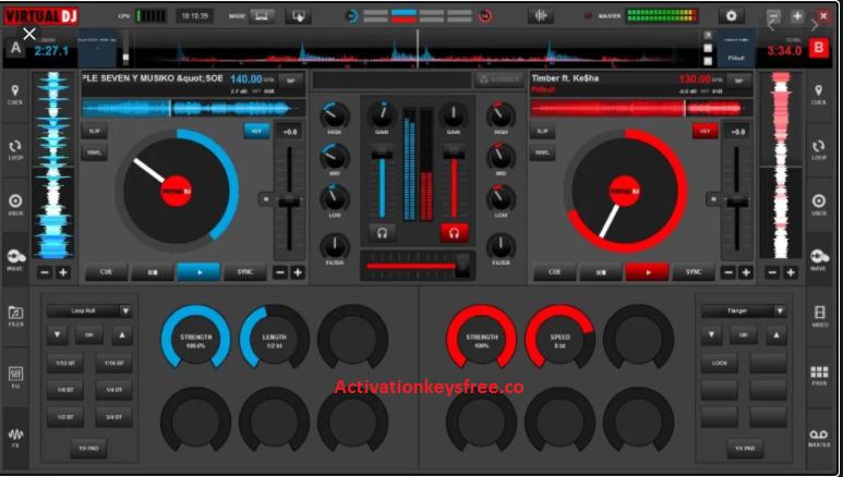 Virtual DJ Pro Key