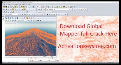 Global Mapper Key