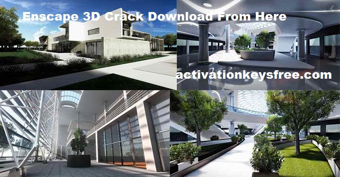 Enscape 3D Key